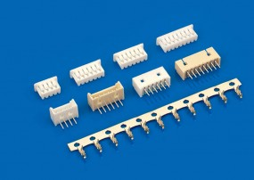 MOLEX 53047-0410 4 Pin Male Connectors