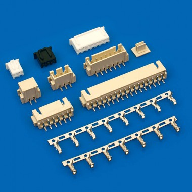 2.5mm Pitch 6 Pin Factory Supply Wiring Terminal Connector