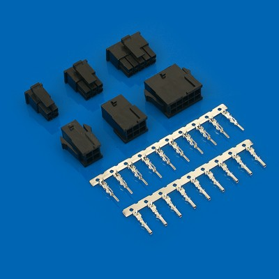 C3001&C3002&C3004(43640& 43645&43650) Connector 3.0mm Pitch