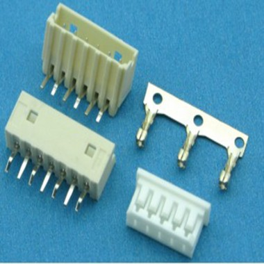 51004-0200 Plastic Electrical Types Molex 2 Pin Connector
