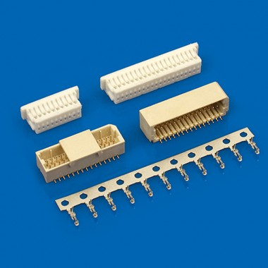 SM02B-SRSS-TB 2 Pin Board To Wire Connector