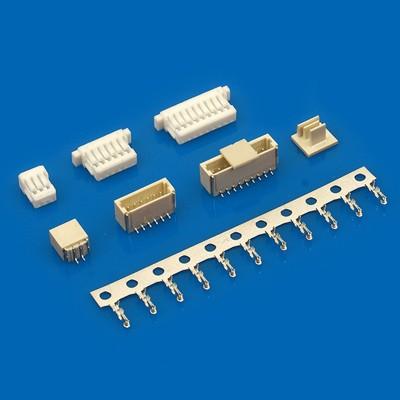 BM04B-SRSS-TB 4 Pin Electrical Crimping Housing Terminals