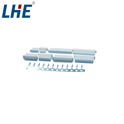 SHR-02V-S-B 2 Pin Pbt-Gf20 Jst Electrical Plastic Connector