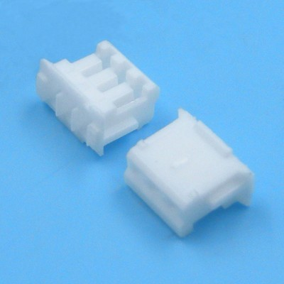 ZHR-3 Male Female Wire 3 Pin Pa66 Connector