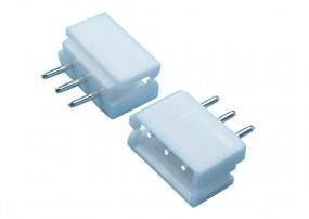 5268 Pbt Gf20 Electric Male 20 Pin Molex Connector