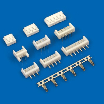 B4B-EH-A Through Hole 4 Pin Speaker Wire Connectors