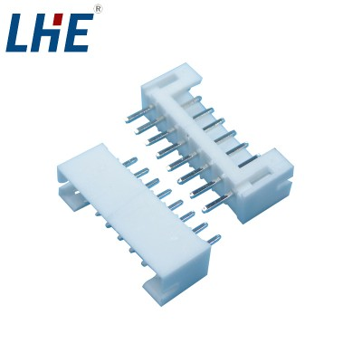 PH Electrical Connector Through-hole Type Shrounded Header