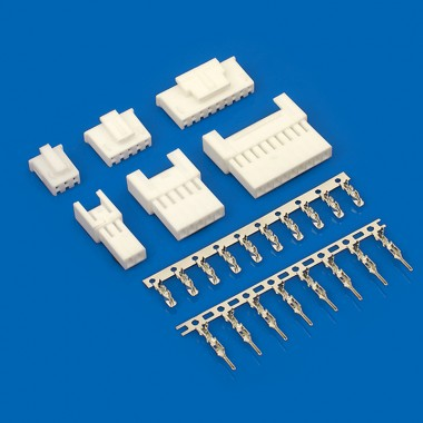SMW250 Pa66 Electrical 5 Pin Power Connector