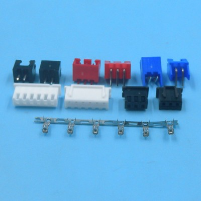 XH Led Crimping Housing 6 Pin Connector Wire Harness