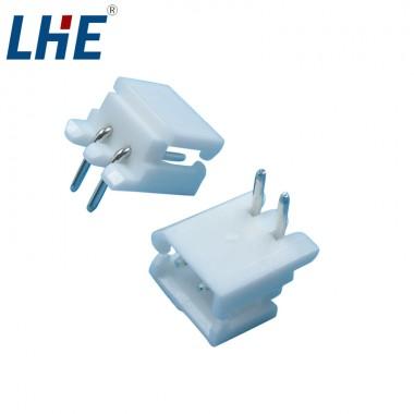 5268-02A 2 Pin Male Molex Pbt Gf30 Connector