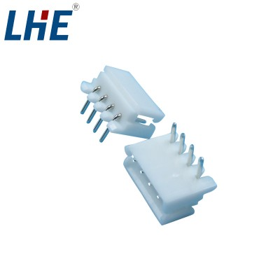 5268-04A 4 Pin Wafer Male Small 4 Pin Connector Types
