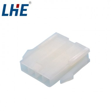 5559-04P 4 Pin Pa66 Plastic Crimp Housing Connectors