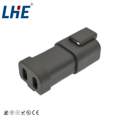 DT04-4P Male Female Electrical Water Proof  Deutch Connector
