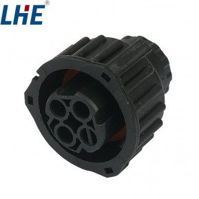 High Quality 3 Pin Electronics Automotive H4 Connector
