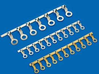 Common terminal plating type with distinction
