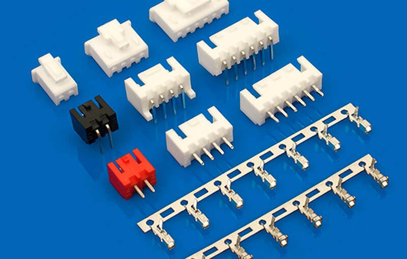 A2502(XHB) Connector 2.5mm Pitch