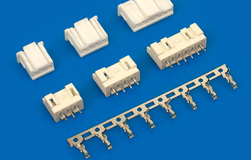A2506(XA) Connector 2.5mm Pitch