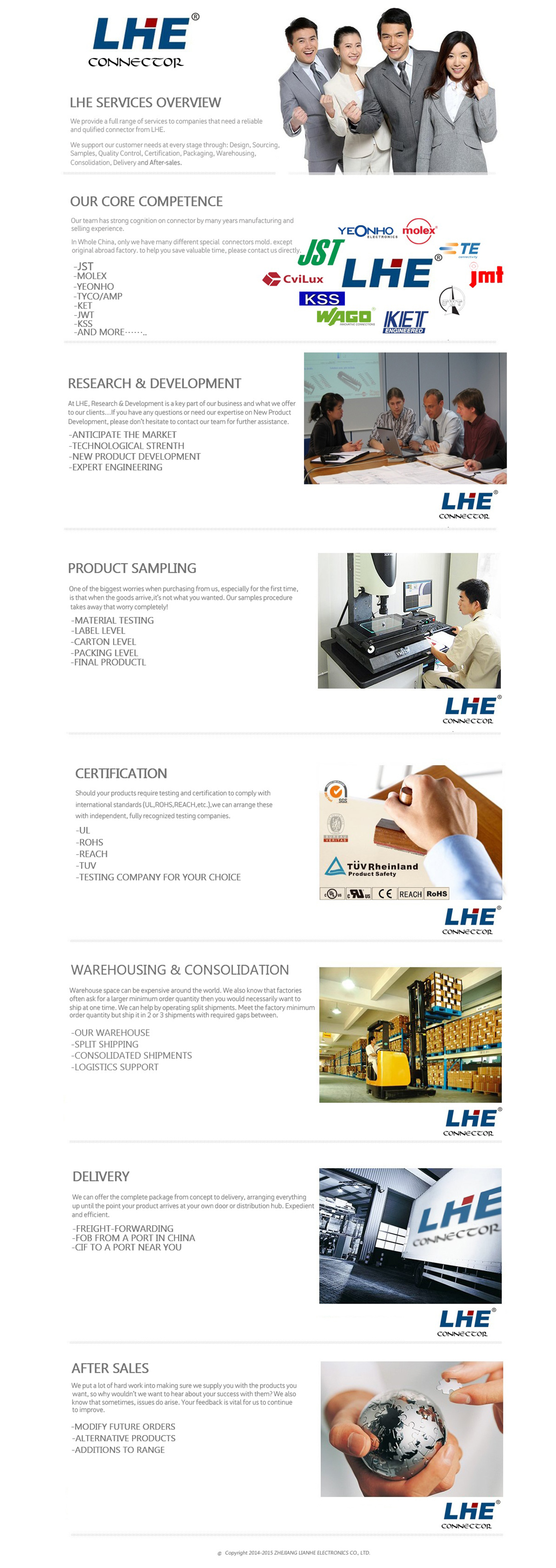 LHE Service