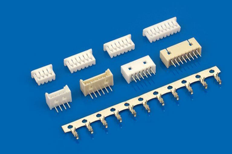 Three types of connectors